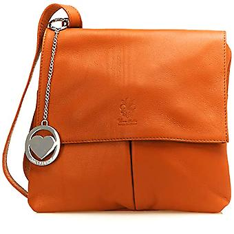 Ccacca Bags Cbc7702tar Brown Women's Shoulder Bag (Leather) 2x24x24 cm (W x H x L)