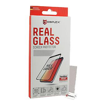 Panzer Real Folie 3D Apple iPhone 11 Pro schwarz Case Friendly Displayschutzglas