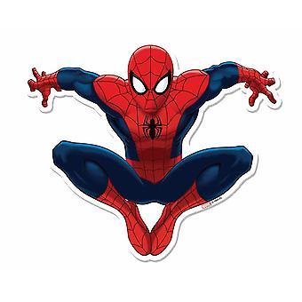 Spider-Man 3D Effect Marvel Official Cardboard Cutout Wall Art