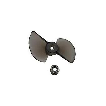 2-blade Ship propeller Amewi Suitable for: Amewi Wave X