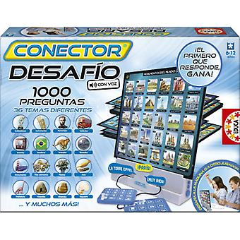 Educa Challenge With Voice Connector (Toys , Educative And Creative , Electronics)
