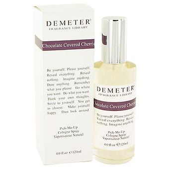 Chocolate Covered Cherries By Demeter Pick Me Up Cologne Spray 120ml