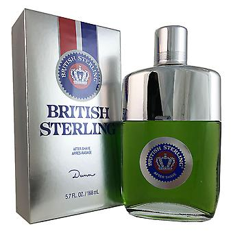 British Sterling Men by Dana 5.7 oz EDC Splash