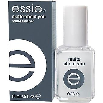 Essie Nails Matte About You