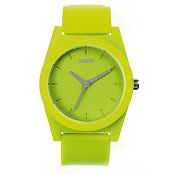 Lime Lexon Spring Watch XL