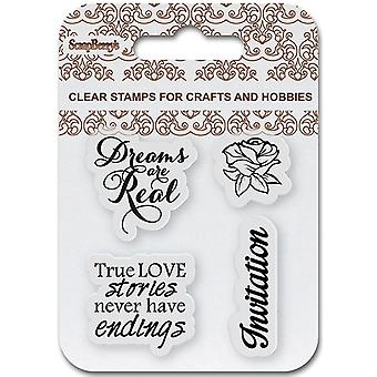 ScrapBerry de Clear Stamps 2.7