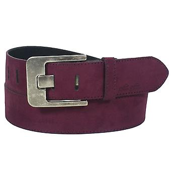 Tom tailor leather buckle belt TW1001L09-380