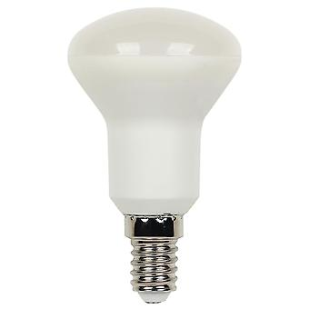 LED lamp 5 Watt E14 R50 dimmable warm white