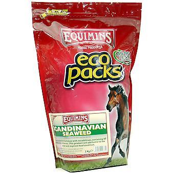 Equimins skandinaviske Tang Eco Pack 2kg