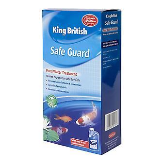 Koning Britse vijver veilige bewaker (de Chlorinator) 250ml