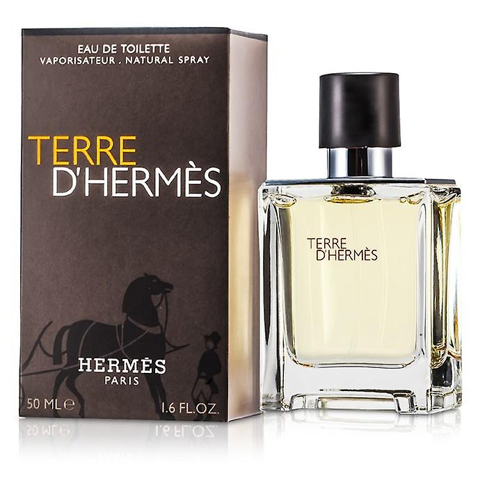 Terre D'Hermes Eau De Toilette Spray 50ml/1.6oz