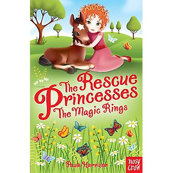 The Rescue Princesses: The Magic Rings (Paperback) by Harrison Paula Tancredi Sharon Artful Doodlers