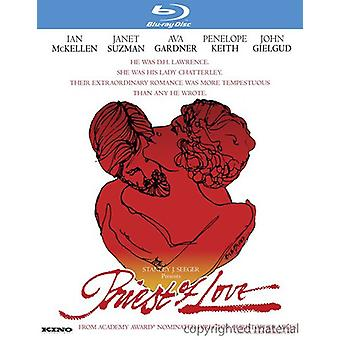 Priest of Love [BLU-RAY] USA import