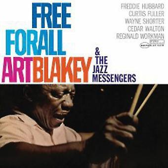 Art Blakey & Jazz Messengers - gratis för alla [Vinyl] USA import