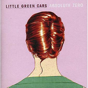 Lille grønne biler - absolut nul [CD] USA importerer