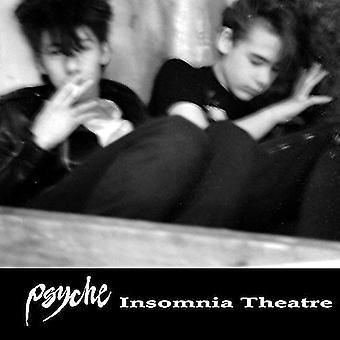 Psique - insomnio teatro [vinilo] USA importar