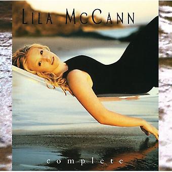 Lila McCann - importación completa USA [CD]