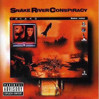 Snake River Conspiracy - Sonic Jihad [CD] USA import