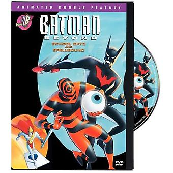 Batman-skolen Dayz/Spellbound [DVD] USA importere
