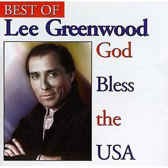Lee Greenwood - God Bless the U.S.a. [CD] USA import