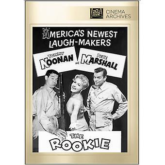 Rookie [DVD] USA importerer