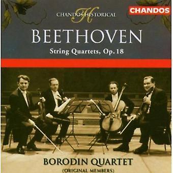L.V. Beethoven - Beethoven: String Quartets, Op. 18 [CD] USA import