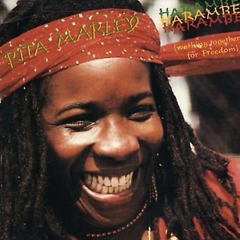 Rita Marley - Harambe [CD] USA import