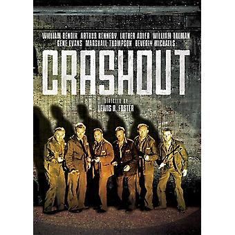 Crashout (1955) [DVD] USA import