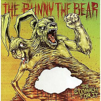 Bunny the Bear - Stomach for It [CD] USA import