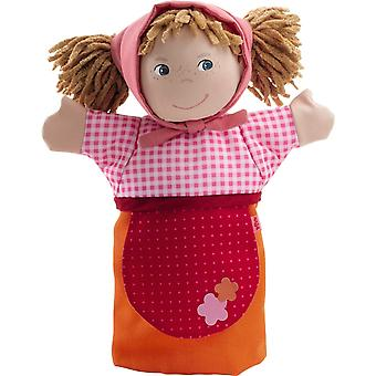 HABA-Hand Puppet Grietje