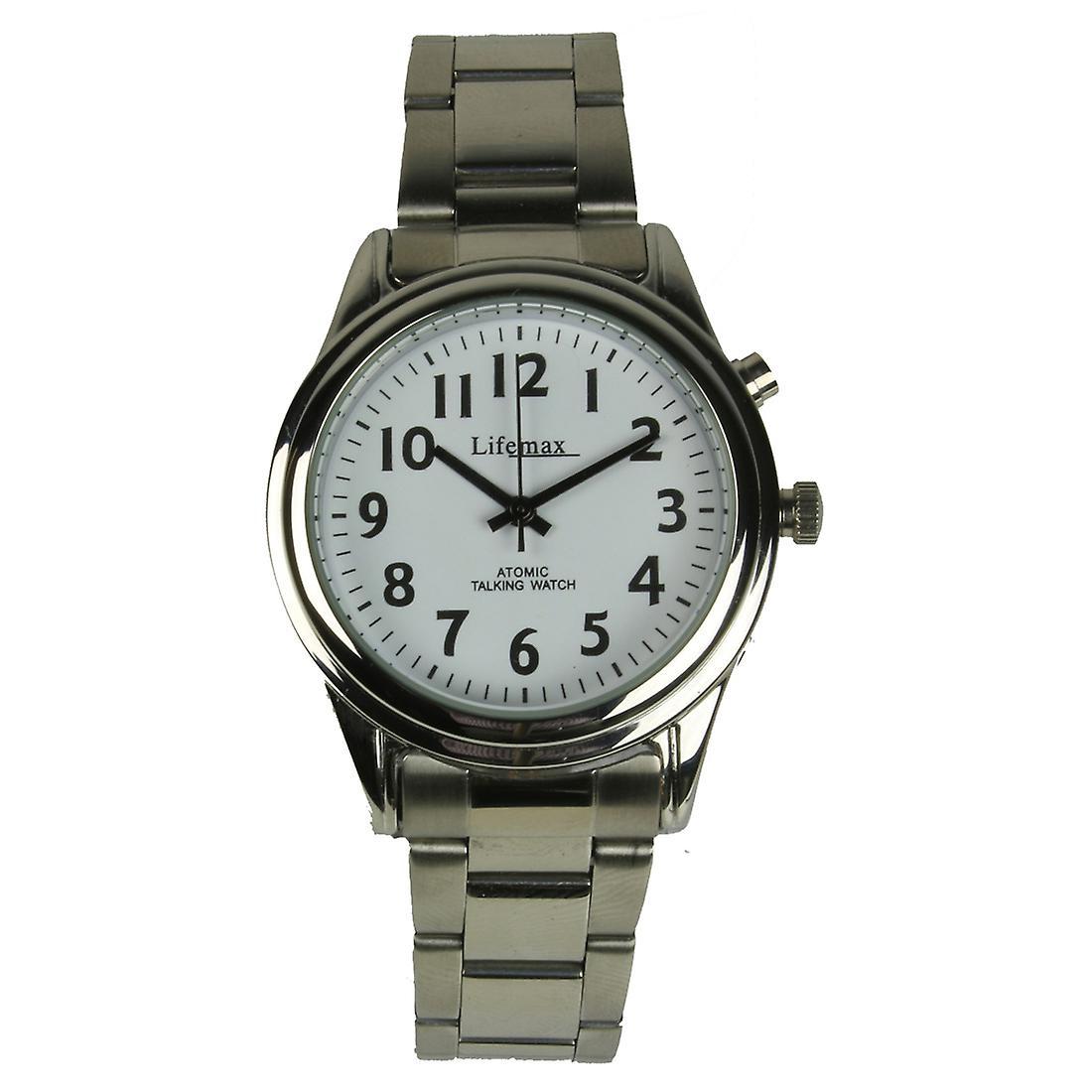 Talking Atomic Watch - Ladies Bracelet