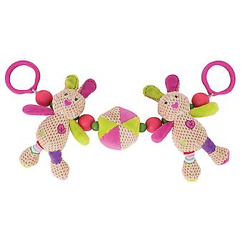 Bigjigs Toys Bella Kinderwagen String