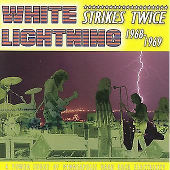 Hvidt lyn - strejker to gange 1968-69 [CD] USA importerer
