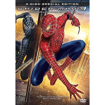 Spider-Man 3 (2-Disc Special Edition) (DVD) (brugt)