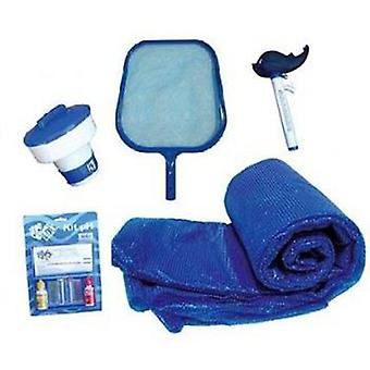 Toi Summer Kit Oval 550 cm (Garden , Swimming pools , Cleaning)