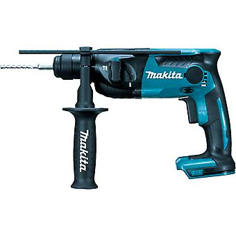 Makita Dhr165Zj 18V Cordless Sds+ Li-Ion Rotary Hammer Body Only In Makpac Case