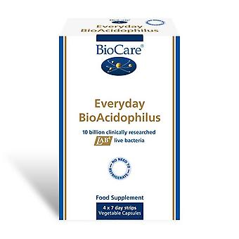 Biocare, Everyday BioAcidophilus 28caps
