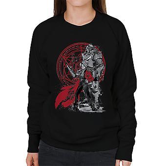 Fullmetal Alchamist Brothers Women's Sweatshirt