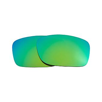 JULIET Polarized Lenses Accessories Kit Green Mirror Brown by SEEK fits OAKLEY