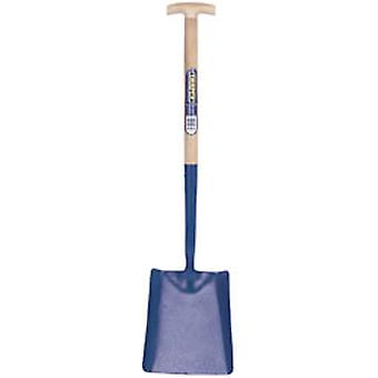 Draper 10873 Expert Solid Forged Square Mouth Shovel With Ash Shaft
