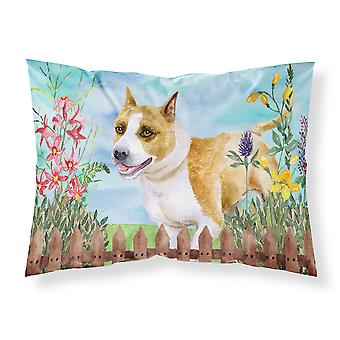 American Staffordshire Spring Fabric Standard Pillowcase