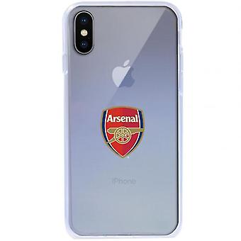 Arsenal iPhone X TPU Case