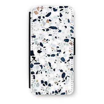 iPhone 5c Flip Case - Terrazzo N°1