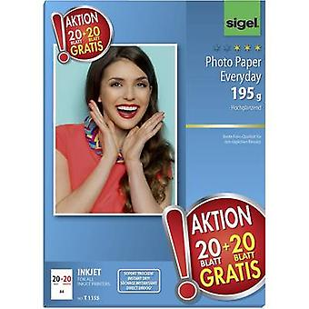 Photo paper Sigel Photo Paper Everyday HOT DEAL T1155 A4