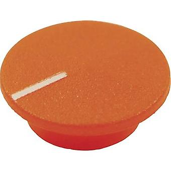 Cover + hand Orange Suitable for K21 rotary knob Cliff
