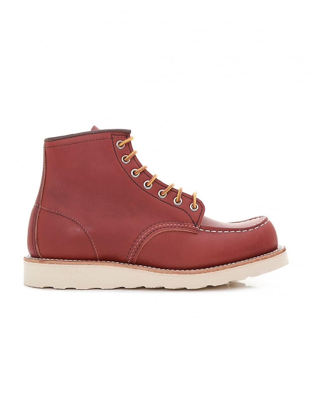 Red Wing Shoes 6 Inch Classic Moc Toe Boots