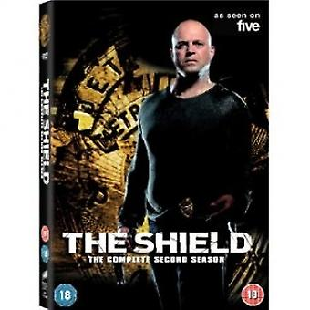 The Shield Season 2 (DVD)