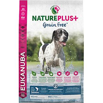Eukanuba Nature Plus Adulto Salmón Grain Free (Dogs , Dog Food , Dry Food)