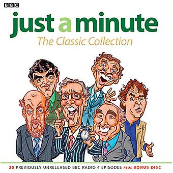 Just a Minute The Classic Collection by BBC & Ian Messiter & Clement Freud & Derek Nimmo