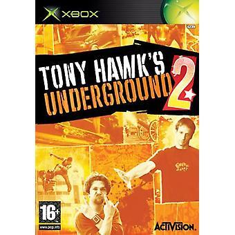 Tony Hawks Underground 2 (Xbox)